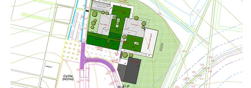 Programmation architecturale et urbaine for Projet architectural definition