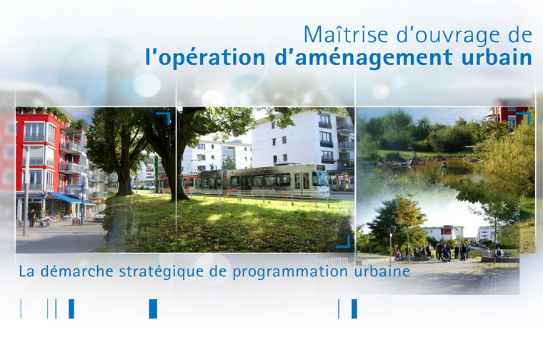 Guide maitrise d'ouvrage de l'operation d'amenegement urbain